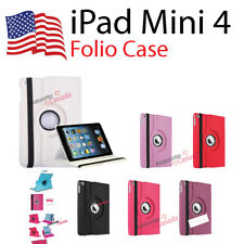 Protective 360 Rotating Case & Cover for Apple iPad Mini 4 Tablet Cases