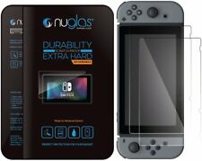 Nintendo Switch Screen Protector,Genuine Nuglas 9H Tempered Glass