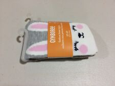 NWT Gymboree girls tights Bunny Ice Dancer 12-24M,2T-3T,4T-5T Baby