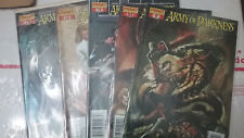 *CHOOSE* DYNAMITE COMICS ARMY OF DARKNESS EVIL DEAD ASHLEY J. WILLAMS DARK MAN