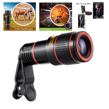 Universal HD 8x Optical Zoom Clip Camera Lens Mobile Phone Telescope Cell Phone