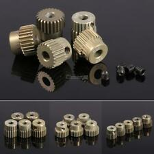 New 64DP 3.175mm Pinion Motor Gear Set for 1/10 RC Car Brushed Brushless OK
