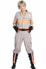 XCOSER Ghostbusters Jumpsuit with Belt Outfit Cosplay Costume Adult Fancy Dress