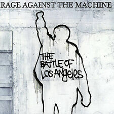 Battle Of Los Angeles by Rage Against the Machine (CD, Nov-1999, Sony)