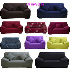 74in-90in Sofa Stretch Slipcover Couch Cover for L Shape Corner 3-Seater Sofa