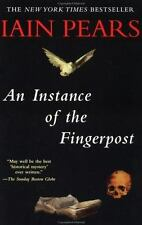 An Instance of the Fingerpost by Iain Pears (2000, Paperback)