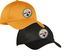 Pittsburgh Steelers Embroidered Hat Cap