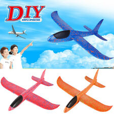 Foam Glider Airplane Hand Launch Inertia Aircraft Toy Airplane Model Funny Gifts