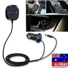 3.5mm Handsfree Bluetooth FM Transmitter Car Kit Mp3 Player with USB Charger