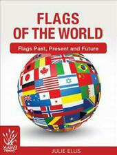 Flags of the World by Julie Ellis Hardcover Book Free Shipping!