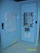 3 Phase Square D distribution board.