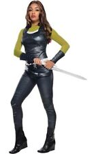 LICENSED DELUXE GAMORA GUARDIANS OF THE GALAXY ADULT WOMENS HALLOWEEN COSTUME