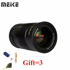 Meike 25mm F0.95 Large Aperture Manual Focus lens for Canon Sony Fuji M43 Camera