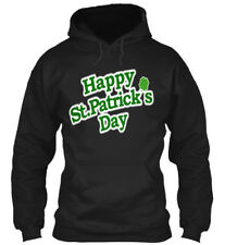 Happy St Patricks Day S - St.patricks Gildan Hoodie Sweatshirt