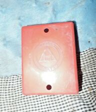 Vintage Hodaka Motorcycle Ace 90 100 Battery Box Top Part Plastic NOS Free Ship