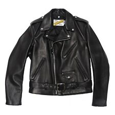 Schott Nyc Motorcycle Perfecto USA MADE Leathers Naked cow Jacket 118  New Tags