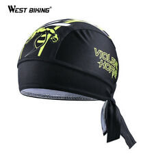 WEST BIKING Bicycle Hat Cap Breathable Bandana Gorra Ciclismo Pirate Headband