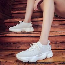 Womens Sport Running Shoes Breathable Hiking Fitness Sneakers Casual Trainers