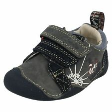 Boys Clarks First Shoes 'Cruiser Ship'
