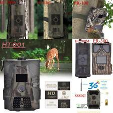 12MP/16MP HD 1080P Video Wildlife LED IR Trail Hunting Camera Night Vision AM
