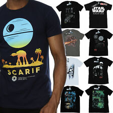 Rogue One T-Shirt Mens Official Star Wars Merchandise