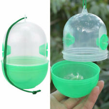 Exotic Reusable Fly Bee Wasp Catcher Killer Cage Trap Bug Pest Hangable Catcher