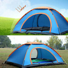 Tent Outdoor Camping Person Instant Family Shelter Canopy Hiking Waterproof Tent