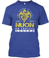 Nuon An Endless Legend - The Is Alive Hanes Tagless Tee T-Shirt