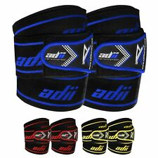 "ADii Premium 72"" Knee Wraps For Power Lifting 