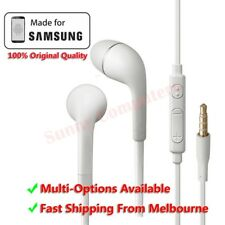 Handsfree Headphone Earphone With Remote Mic For Samsung Galaxy S9 S9+ S8 S8+ AU