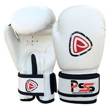 Prime New boxing gloves senior machine molded foam fight punch Rex Leather adult