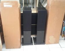 Linn kaber speakers with kustands upgraded