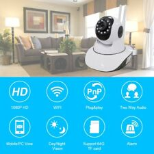 1080P Home Security HD IP Wireless Smart WiFi Audio Surveillance CCTV Camera AQ