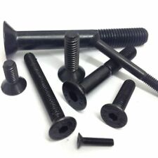 M2 M2.5 M3 M4 M5 M6 Socket Countersunk Screws - 10.9 High Tensile Allen Bolts