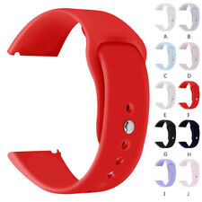 Soft Silicone Replacement Sport Classic Band Strap For Fitbit Versa Smartwatch