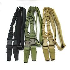 Tactical 2 Point Adjustable Rifle Sling Gun Sling Heavy Duty Quick Detach Sling