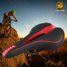 New Road Bike Cycling MTB Mountain Saddle Carbon Fiber Bicycle Seat Soft Hollow