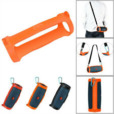 New For JBL Charge4 Bluetooth Speaker Portable Mountaineering Silicone Case Bags