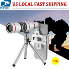 18X Zoom Lens for Mobile Phone Camera