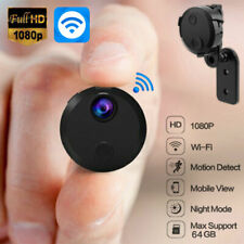 Mini Spy Camera HD 1080P Wireless Wifi IP Home Baby Security DVR Night Vision US