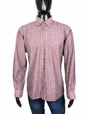 CAMEL ACTIVE MEN'S SHIRT CASUAL REGULAR STRIPED INT *L