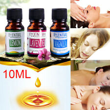 100% Pure Natural Aromatherapy Essential Oil 10ml Fragrance Aroma Essential-Oils