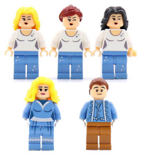 New 5pcs Lego Military Minifigure City People Building Blocks Toys For Children