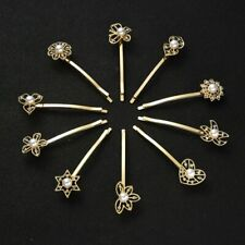 Buy 1 Get 1 Free Pearl Hair Clip Barrette Comb Pin Hairpin Headdress Hairband