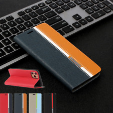 Magnetic Flip Luxury Leather Stand Case Cover For iPhone 11 Pro Max XS XR 8 7 6s