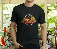 New Popular Castlevania NES Retro Video Game Logo On T-Shirt Size S-2XL