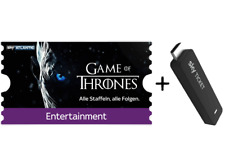 Artikelbild SKY Ticket inklusive 3 Monate Entertainment TV Stick, Schwarz