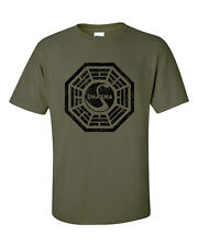 LOST Dharma Initiative logo various colours