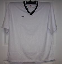 WHITE Nvy Youth Soccer Jerseys BELOW WHOLESALE FREE S&H