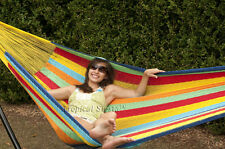 New Cotton Family Mexican Hammock   Large Breezy Point® Mayan Hammocks Camping